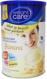 Weight Care Afslankshake Banaan 436g