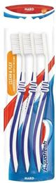 Aquafresh Tandenborstel Clean Flex hard 3st