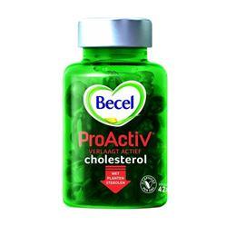 Becel ProActiv Voedingssupplement 42caps