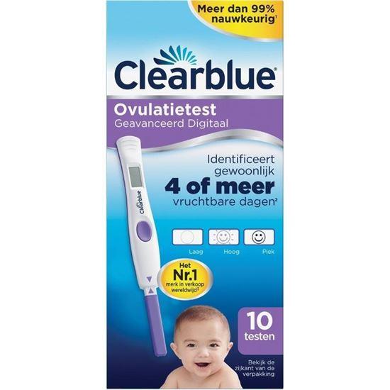 Clearblue Digitale Ovulatietest 10st
