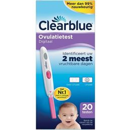 Clearblue Digitale Ovulatietest 20st