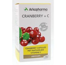 Arkocaps Cranberry & Vitamine C 150caps